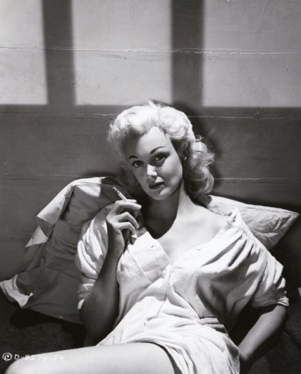 Jan Sterling in 'Women's Prison', 1955