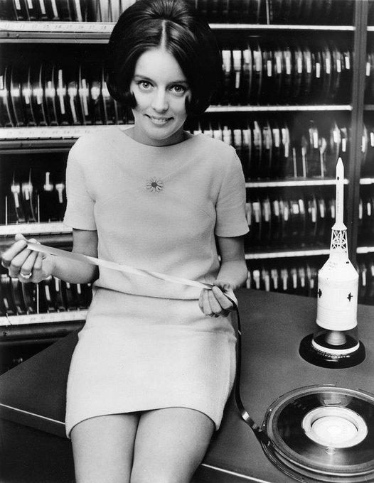 Kelly Reese, 23 anni, Radio Jockey donna, San Diego, 1962