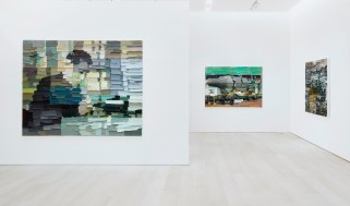 Li Songsong. Pace Gallery installation view