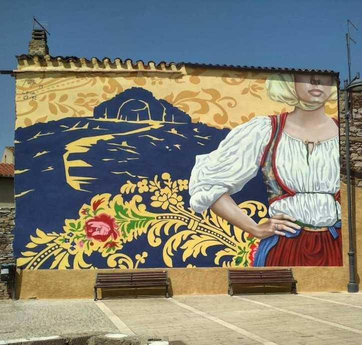 Mauro Patta @ Meana Sardo, Italy
