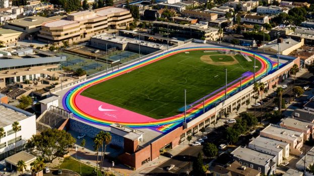 Nike @ Los Angeles City College