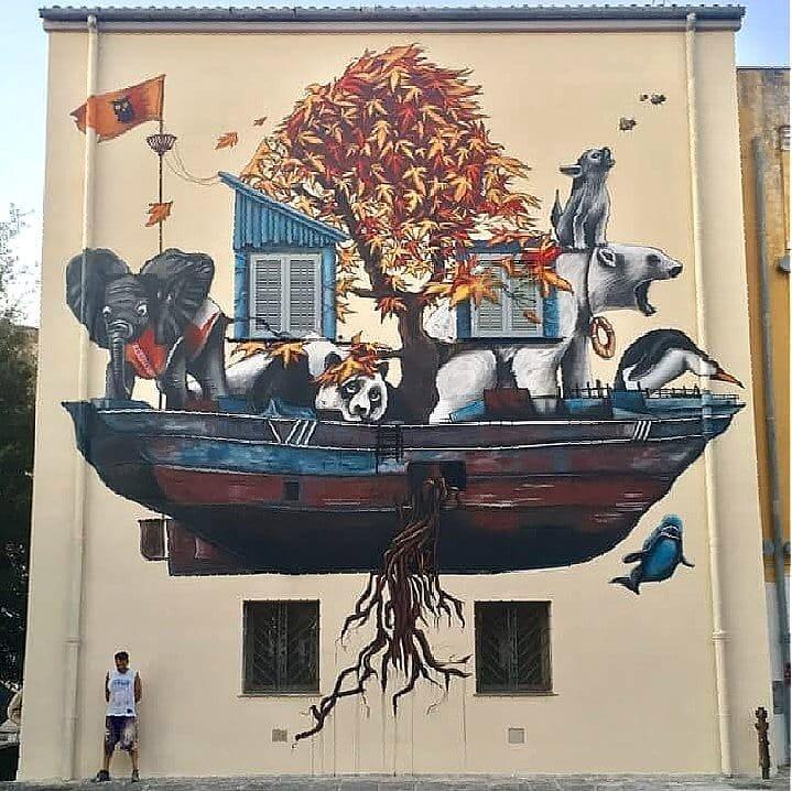 Orma il Viandante @ Naples, Italy