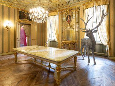 Paolo Grassino @ Palazzo Saluzzo Paesana, Torino