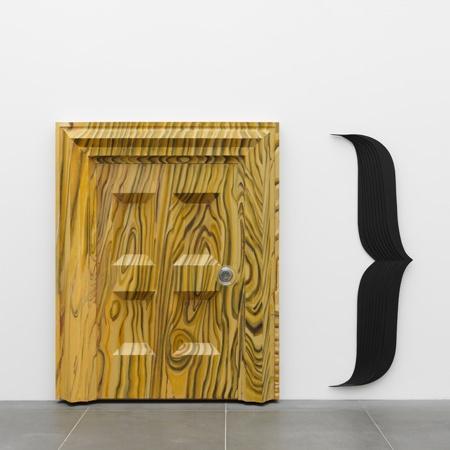 Richard Artschwager @ Mart, Rovereto