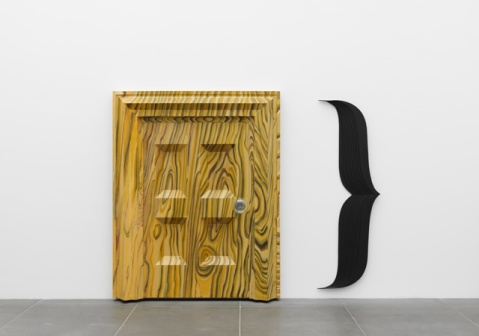Richard Artschwager @ Mart, Rovereto
