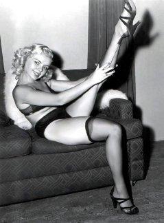 Rita Grable, anni '50