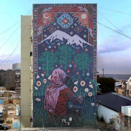 Rustam QBic @ Derbent, Russia