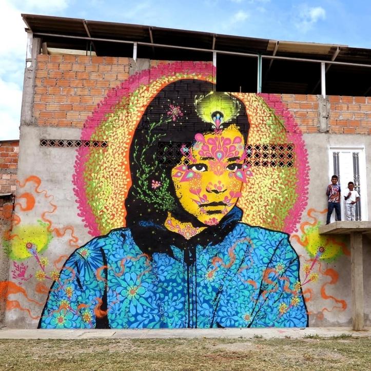 Stinkifish @ Popayán, Colombia