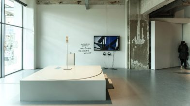 The Object is Absent @ MU Space, Eindhoven