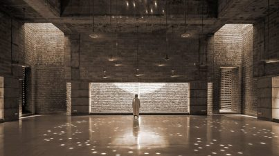 Ur Rouf Mosque by Marina Tabassum Architects. Photo by Sandro Di Carlo Dassa