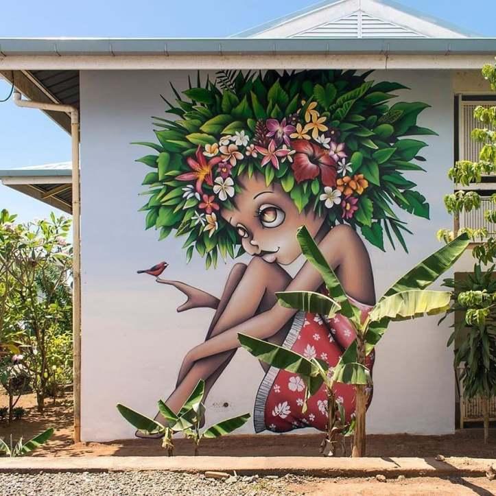 Vinie Graffiti @ Papeete, Tahiti