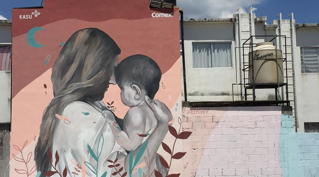 Ale Poiré & Chanate @ Atlamoculco, Mexico