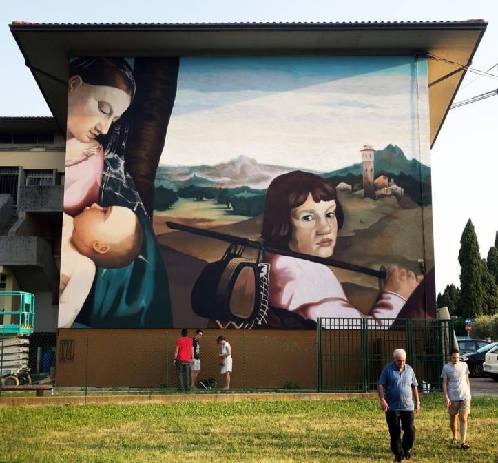 Andrea Ravo Mattoni @ Bassano del Grappa, Italy