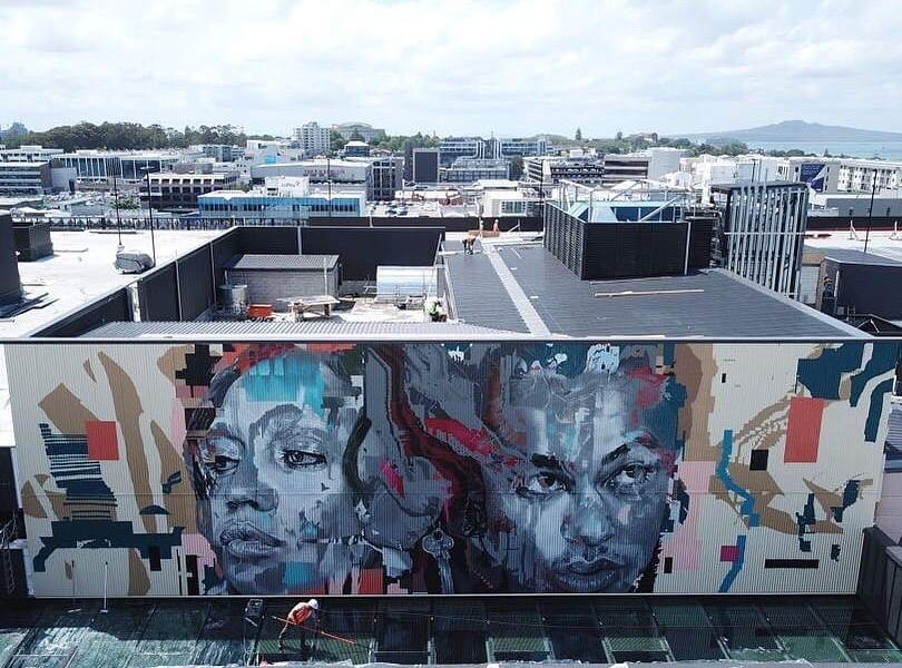 Askew One @ Auckland, New Zealand