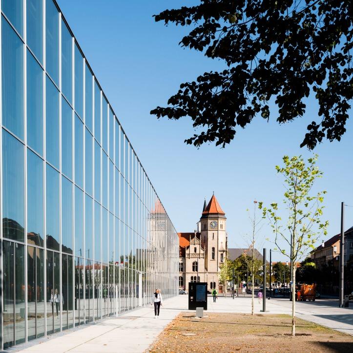 Bauhaus Museum Dessau, Dessau, Germany, by Addenda Architects