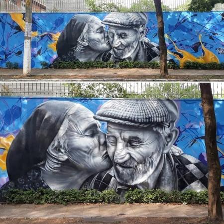 Bliss Walls @ Sao Paulo, Brazil