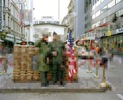 Diane Meyer - Checkpoint Charlie