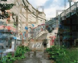 Diane Meyer - Stairs Bosebrucke