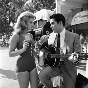 Elvis Presley e Ann Margaret, 1964