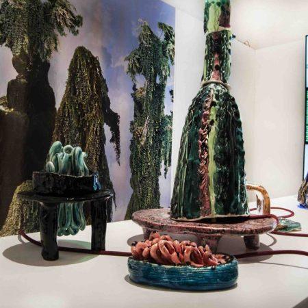 Giusy Pirrotta, The Secret Life of Plants, 2019, veduta dell'installazione presso il Museomontagna. Courtesy l'artista e Galleria Massimodeluca, Mestre Venezia