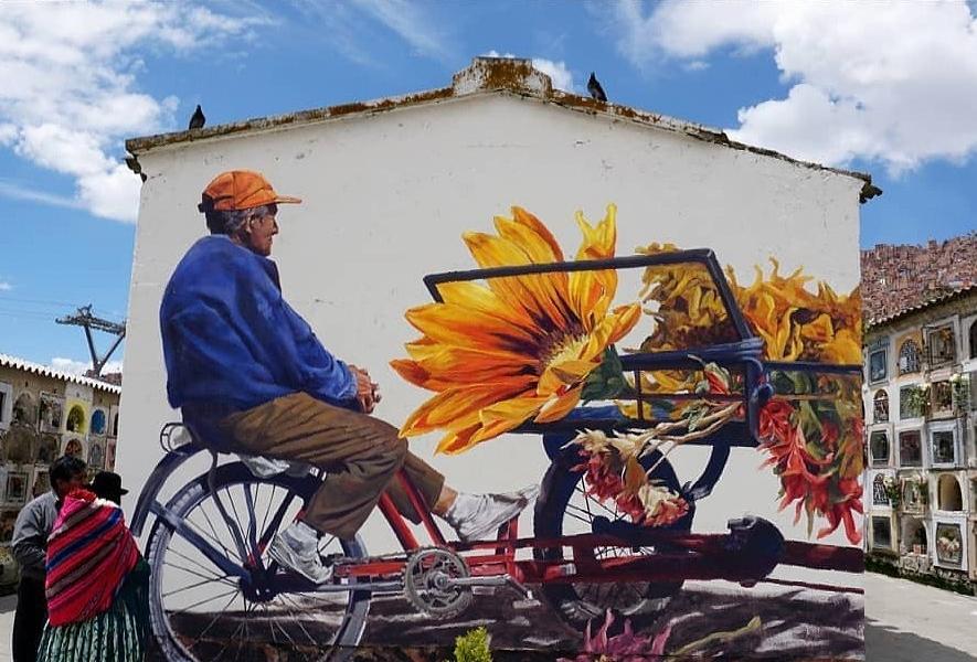 Henry Chram @ La Paz, Bolivia