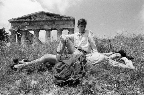 Il Tempio di Segesta, 1986 © Letizia Battaglia