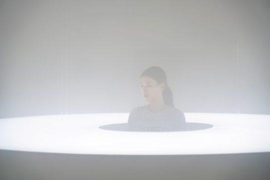 Karolina Halatek. Fotografia di Fang Zheng