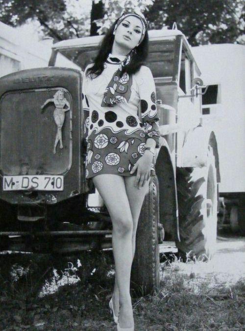 La bellezza italiana degli anni '70 Edwige Fenech