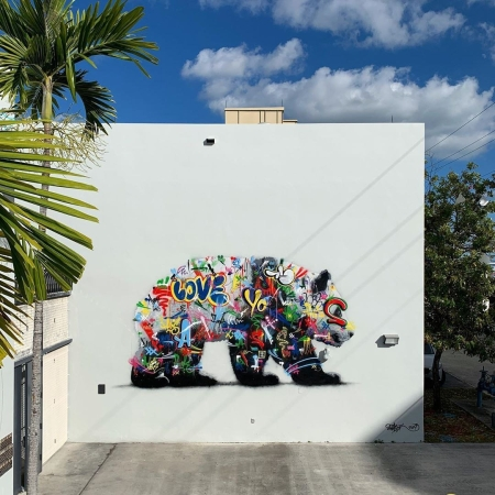 Martin Whatson @ Miami, USA