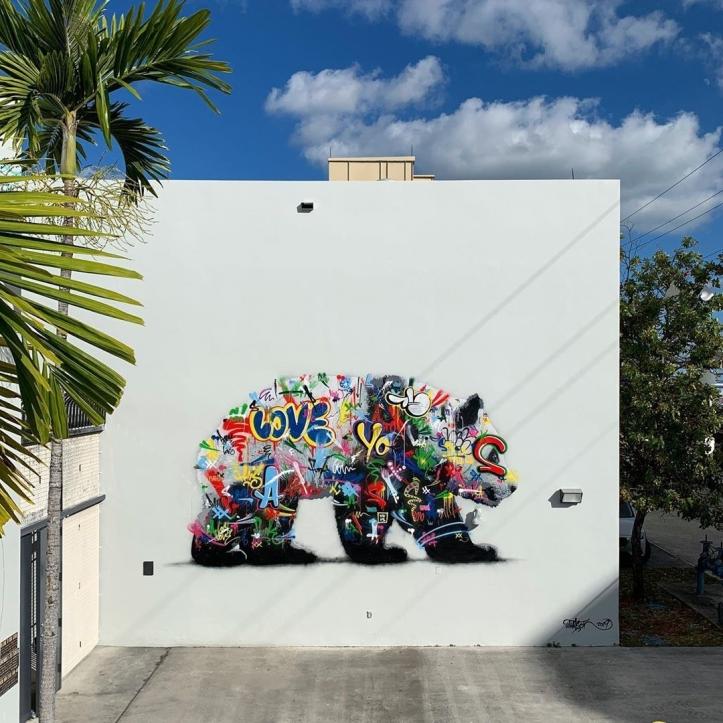 Martin Whatson @ Miami, USA