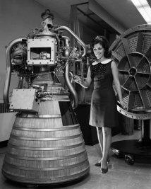 Miss NASA 1968