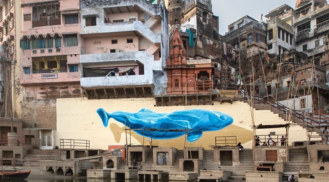 Nevercrew @ Varanasi, India