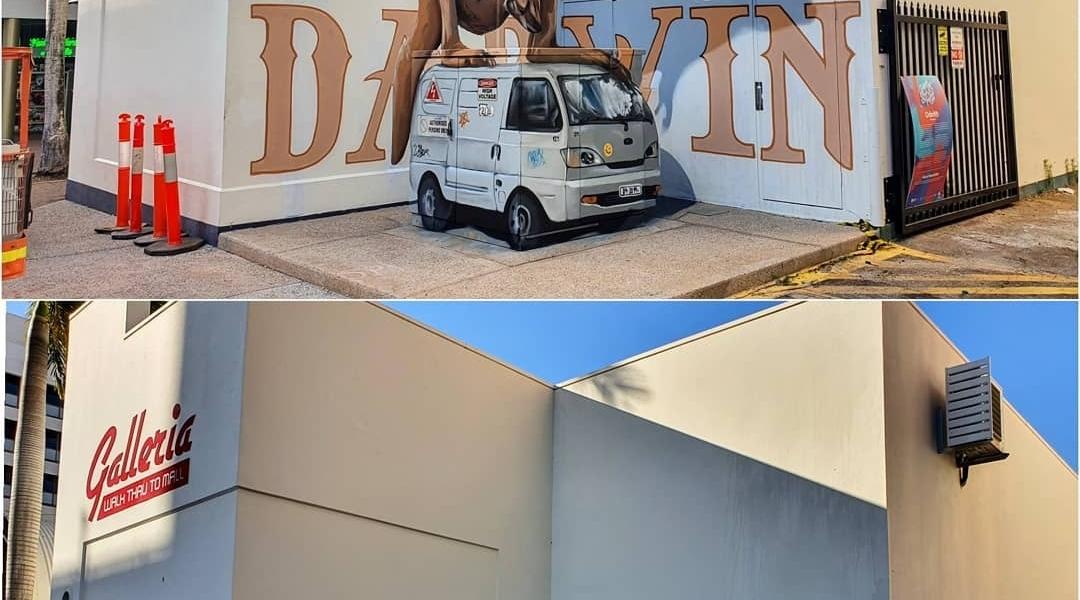 Odeith @ Darwin, Australia