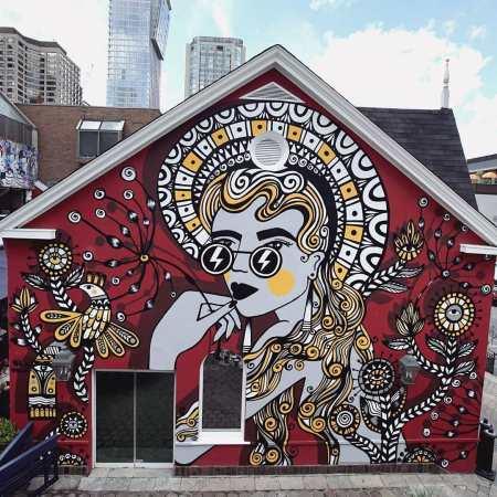 Ola Volo @ Toronto, Canada