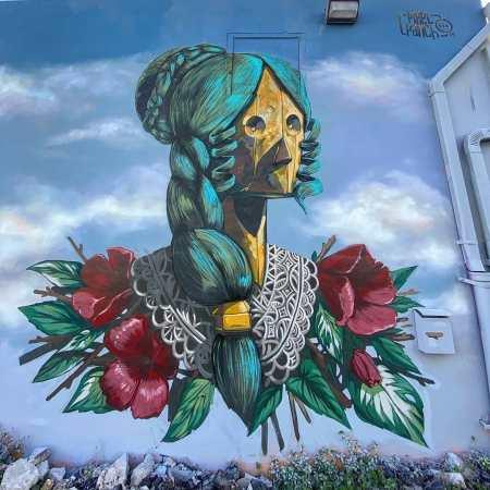 Pixel Pancho @ Miami, USA