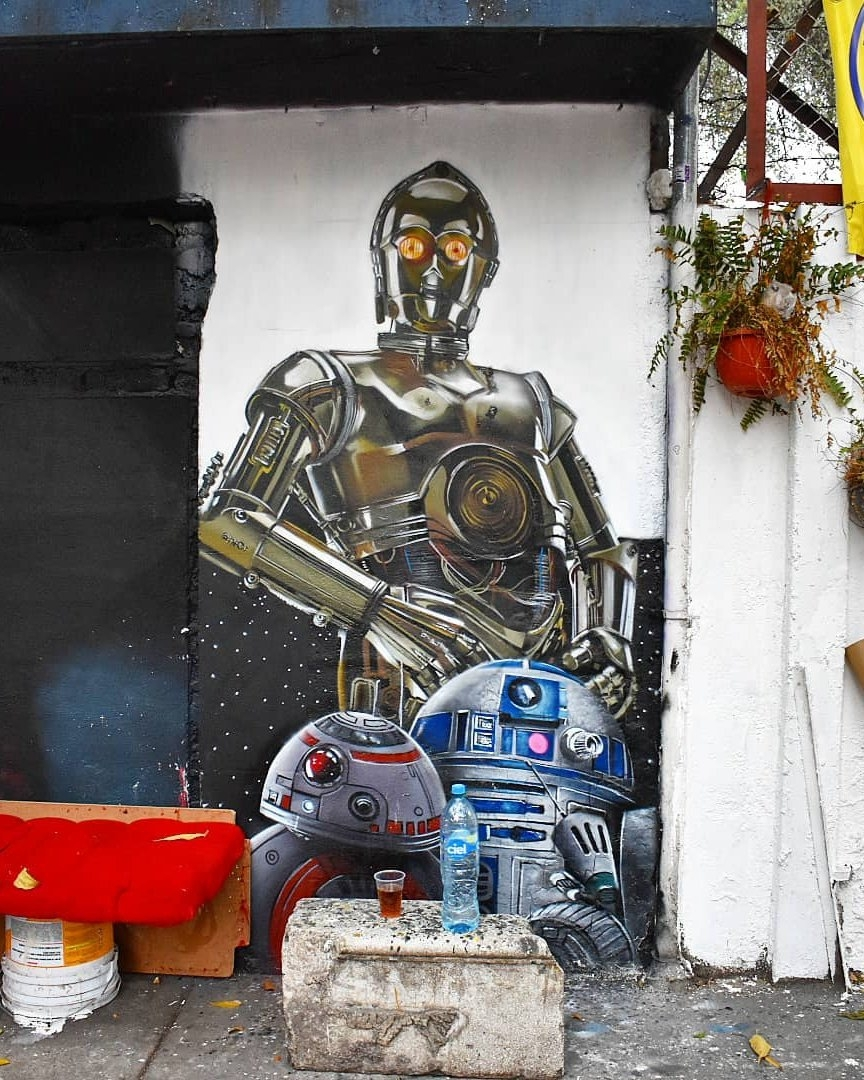 Sach Crew @ Mexico City, Mexico