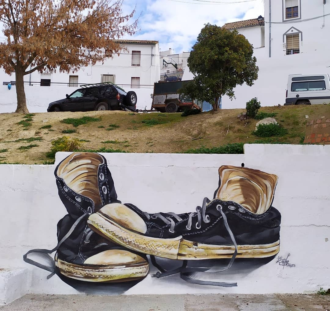 Sake Ieneka @ Baena, Spain