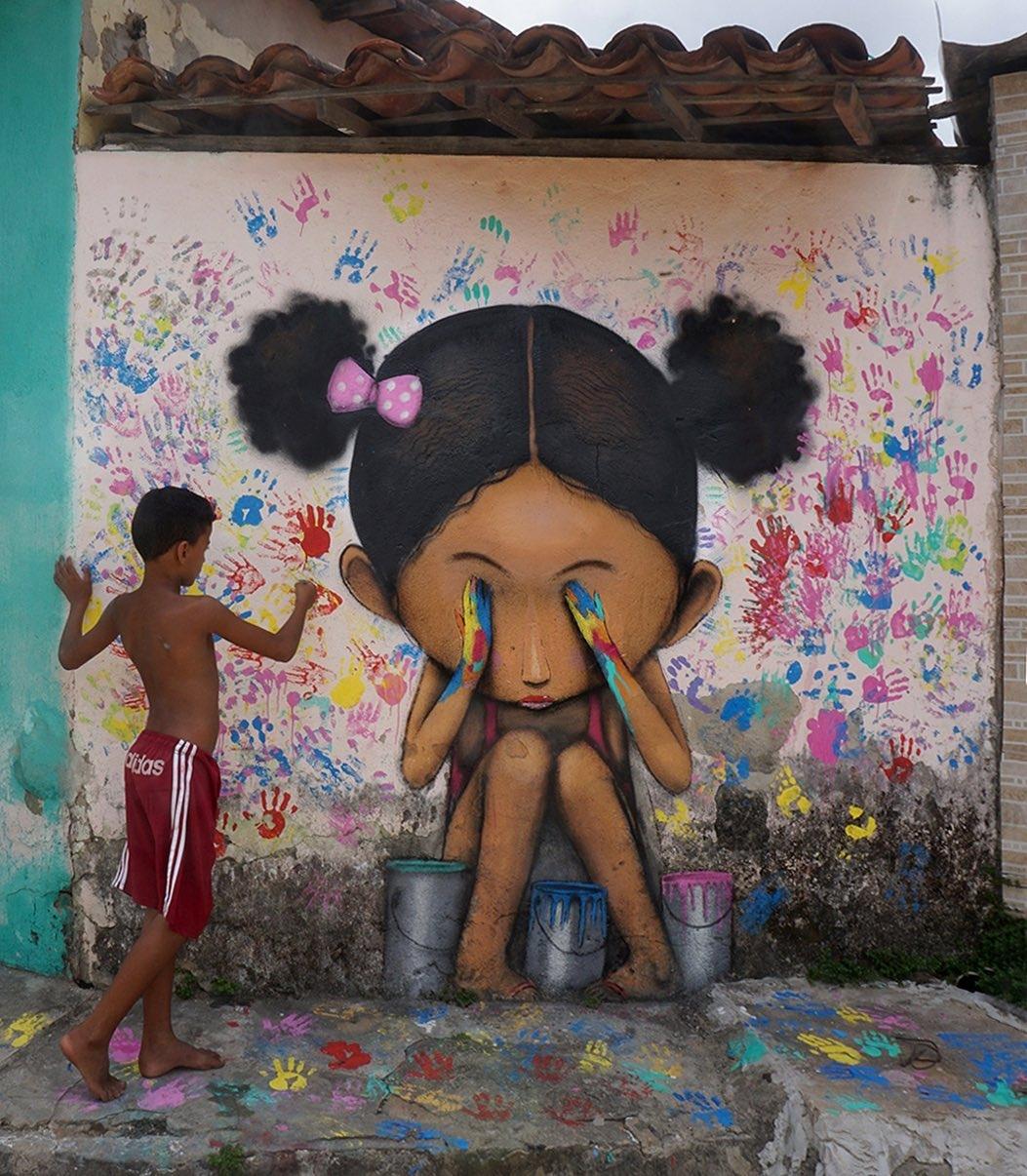 Seth Globepainter @ Natal, Brazil
