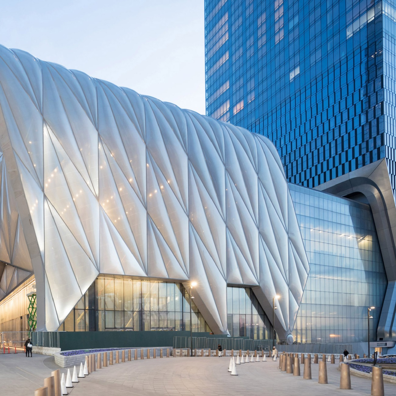 The Shed, New York, USA, by Diller Scofidio + Renfro and Rockwell Group