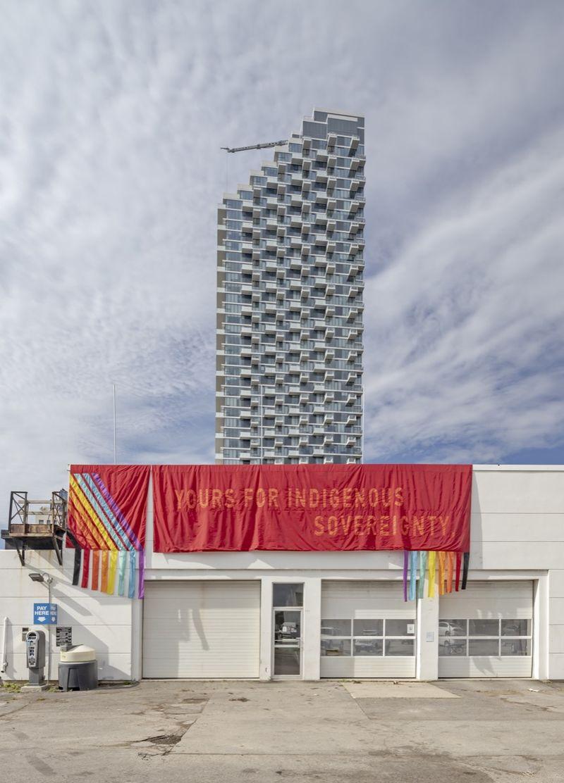 The Shoreline Dilemma @ Toronto Biennial, Toronto