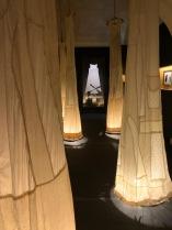 Trama Doppia. Maria Lai, Antonio Marras, veduta della mostra, Palazzo Lanfranchi, Matera, 2019, ph Daniela Zedda