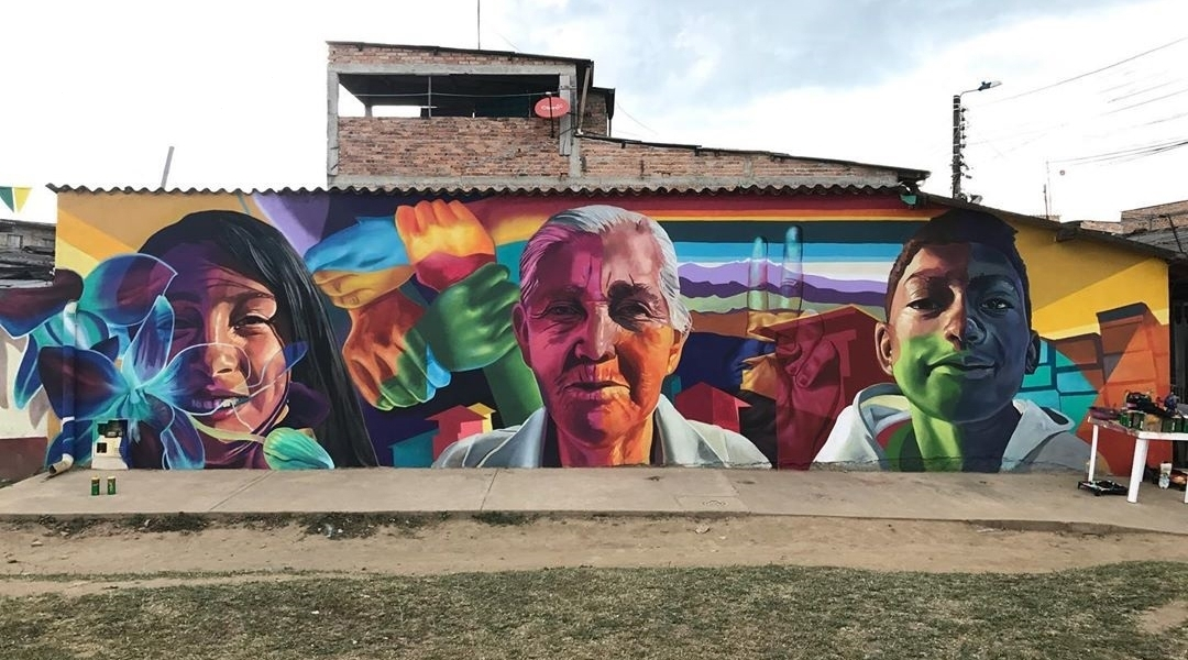 Adrian Takano @ Popayán, Colombia