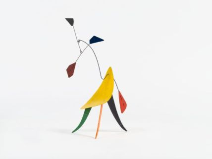 Alexander Calder Untitled © 2019 Calder Foundation, New York / Artists Rights Society (ARS), New York / ProLitteris, Zurich Photos courtesy of Calder Foundation, New York / Art Resource, New York