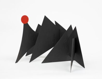 Sun and Mountains (maquette c. 1965) Photo Courtesy of: Calder Foundation, New York / Art Resource, New York © 2019 Calder Foundation, New York / Artists Rights Society (ARS), New York / ProLitteris, Zurich Photos courtesy of Calder Foundation, New York / Art Resource, New York