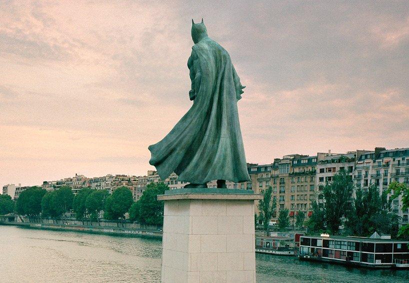 monuments #13 / billionaire vigilante by Benoit Lapray