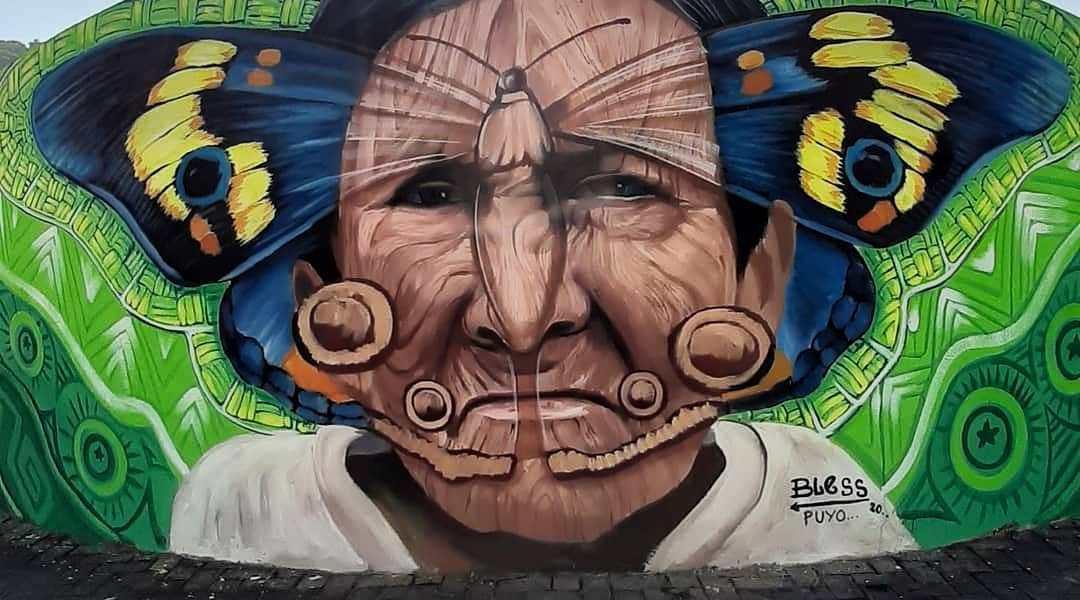 Bless @ Yacuambi, Ecuador