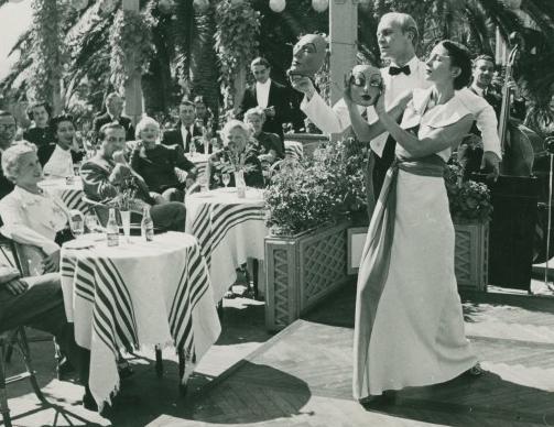 Casinò di Sanremo, 1930, courtesy Touring Club Italiano