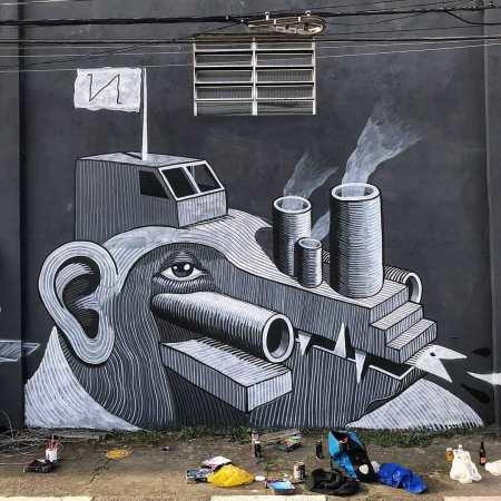 Deco Farkas @ Sao Paulo, Brazil