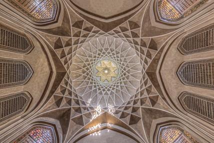 Fatemeh Hosein Aghaei, Dowlatabad Garden of Yazd in Isfahan, Iran