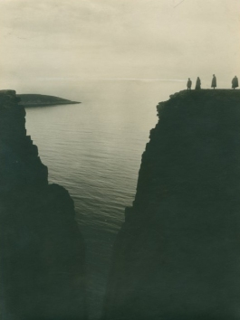 Fiordo di Capo Nord, 1930, courtesy Touring Club Italiano